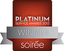 Little Rock Soiree 2013 Platinum Service Awards